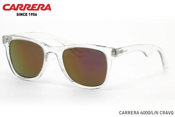 大幅値下げ!! 【カレラ サングラス】CARRERA(カレラ) CARRERA 6000 LN CRA/VQ