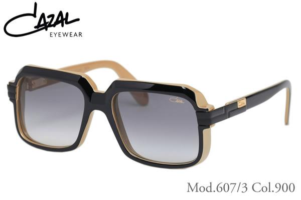【CAZAL】(カザール) サングラス レジェンズ 607/3 900 56サイズ レジェンド CAZAL LEGENDS 限定生産 Tribute Limited シリアルナンバー付 メンズ レディース