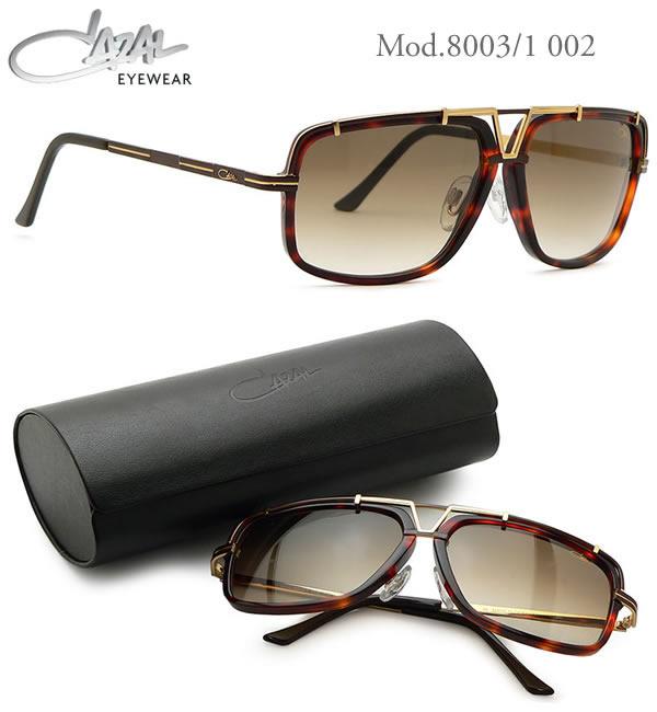 CAZAL カザール サングラス 8003/1 002 62サイズ CAZAL アジアンフィット メンズ レディース