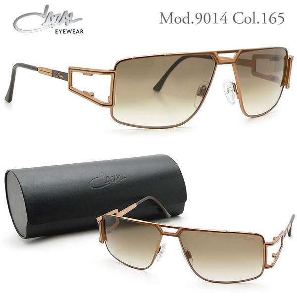 【CAZAL】(カザール) サングラス 9014 165 62サイズ CAZAL メンズ レディース