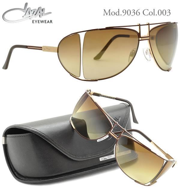 【CAZAL】(カザール) サングラス 9036 003 63サイズ CAZAL メンズ レディース