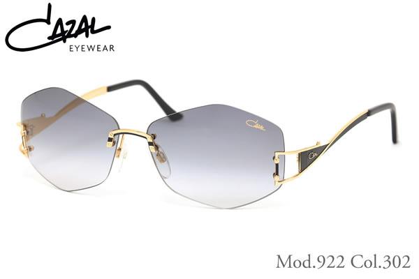 【CAZAL】(カザール) サングラス 922 302 62サイズ CAZAL メンズ レディース