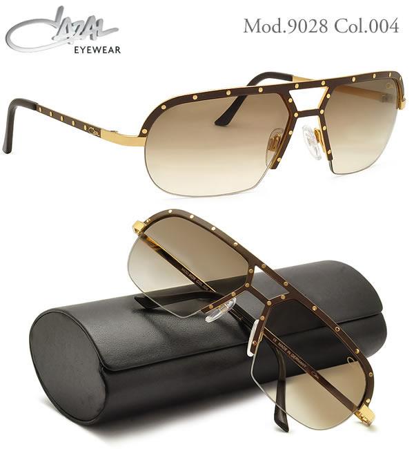 【CAZAL】(カザール) サングラス 9028 004 60サイズ CAZAL メンズ レディース