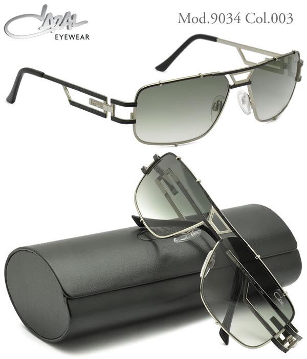 【CAZAL】(カザール) サングラス 9034 003 60サイズ CAZAL メンズ レディース