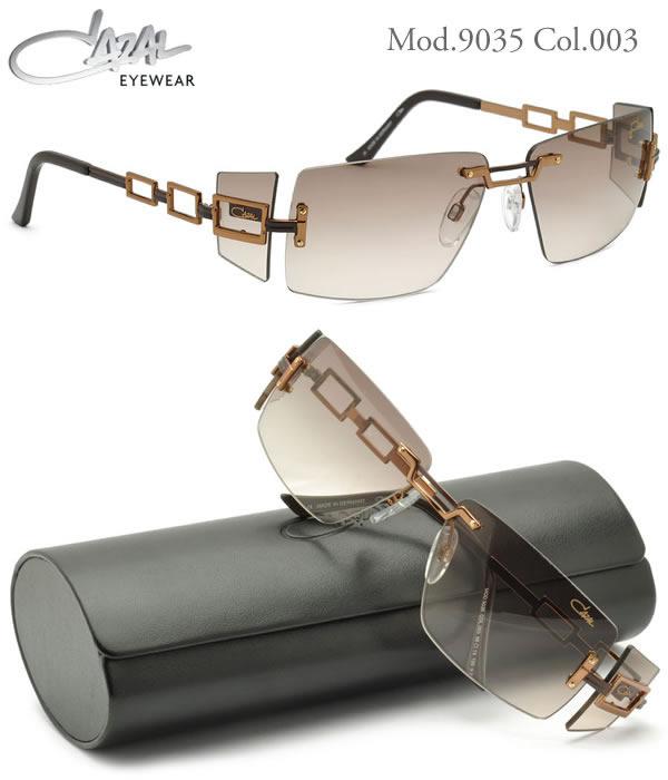 【CAZAL】(カザール) サングラス 9035 003 58サイズ CAZAL メンズ レディース