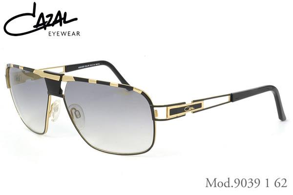CAZAL カザール サングラス 9039 1 62サイズ CAZAL メンズ レディース