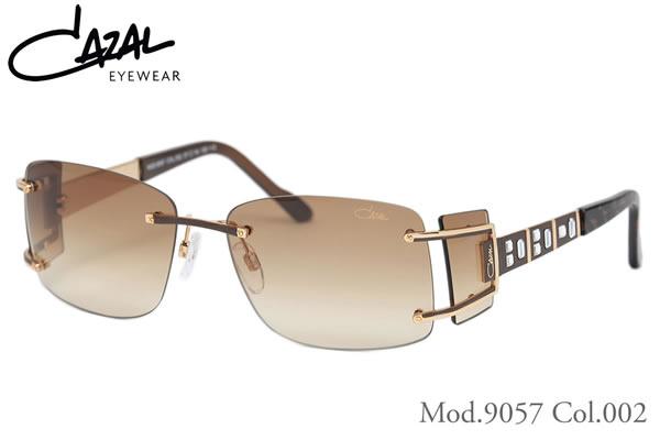 【CAZAL】(カザール) サングラス 9057 002 57サイズ CAZAL メンズ レディース