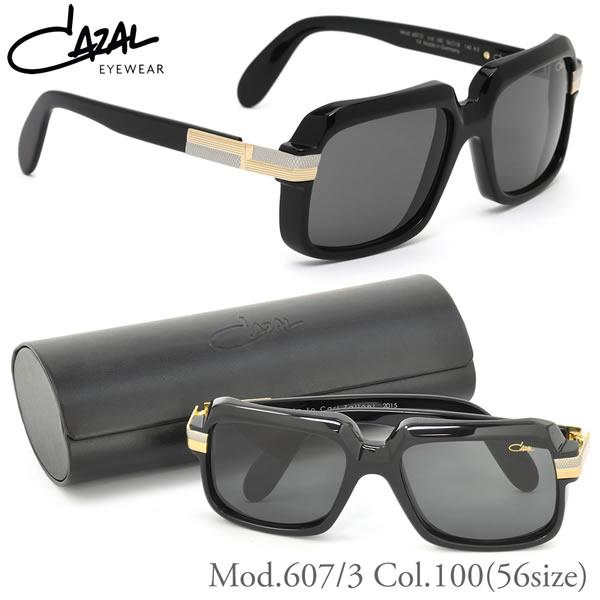 【CAZAL】(カザール) レジェンズ トリビュート カリツァローニ 2015 サングラス 607/3 100 56サイズ ティアドロップ 限定生産 シリアルナンバー付 カザール CAZAL Tribute to Cari Zalloni 2015 メンズ レディース