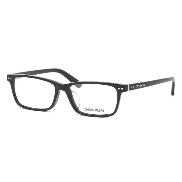 カルバンクライン Calvin Klein メガネ CK18526A 001 54サイズ ck スクエア アジアンフィット 近視 乱視 遠視 老眼 カルバンクラインCalvinKlein メンズ レディース