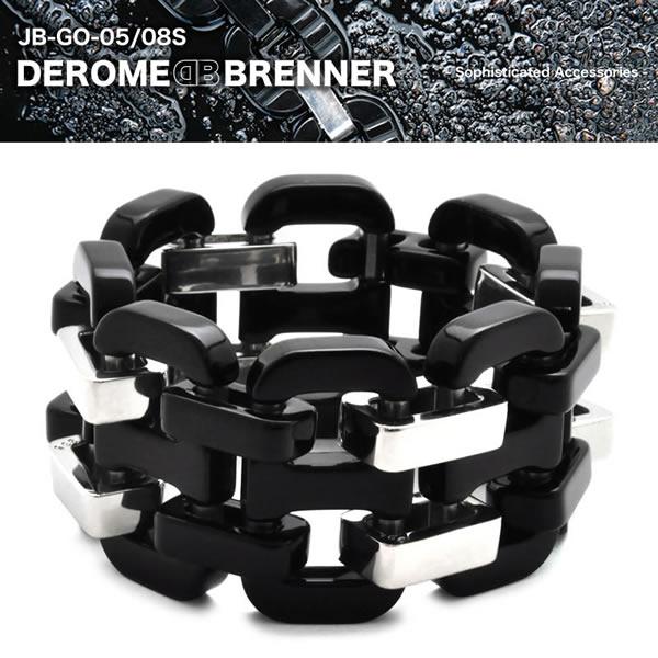 【DEROME BRENNER】デローム・ブレナー チェーンブレスレット JB GO 05 08S [ACC]