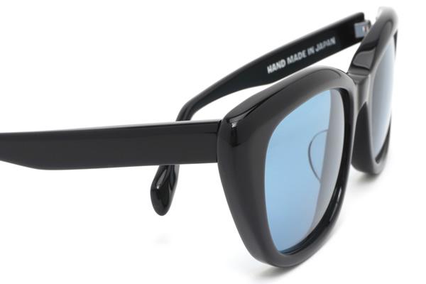 效应器太阳眼镜EFFECTOR by NIGO Holly BK 56尺寸与很明显的NIGO的koraboefekuta-bainigo EFFECTOR by NIGO霍利日本制造人分歧D