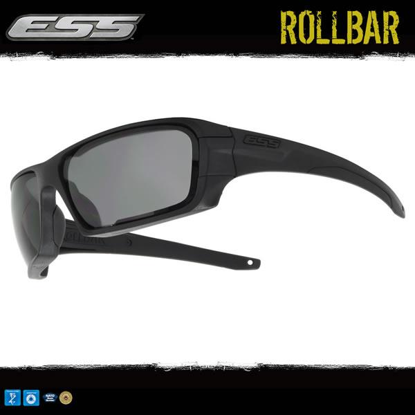 【ESS ROLLBAR】ロールバー 防弾 サングラス サバイバルゲーム 交換レンズ付属:オークリー(OAKLEY)社のミリタリー部門。【あす楽対応】