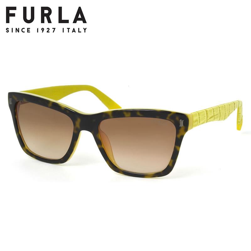 【FURLA サングラス】フルラ サングラス SU4835 0743 CANDY【あす楽対応】【LOS30】