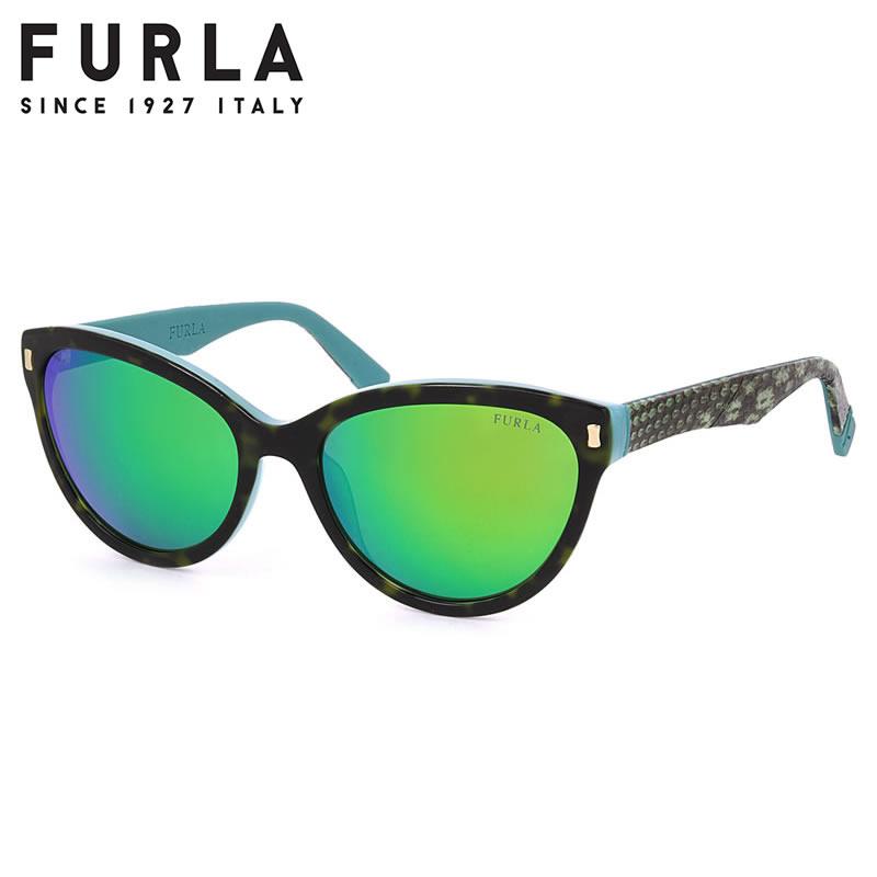 【FURLA サングラス】フルラ サングラス SU4836 0V35 CANDY【あす楽対応】【LOS30】
