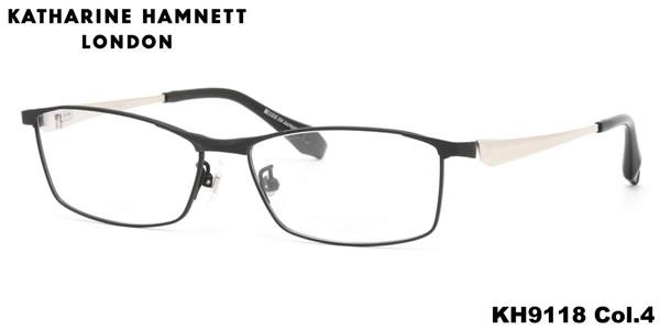 【キャサリンハムネット メガネ】KATHARINE HAMNETT メガネフレーム KH9118 4 56【伊達メガネ用レンズ無料!!】【あす楽対応】