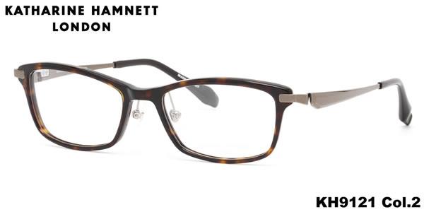 【キャサリンハムネット メガネ】KATHARINE HAMNETT メガネフレーム KH9121 2 52【伊達メガネ用レンズ無料!!】【あす楽対応】
