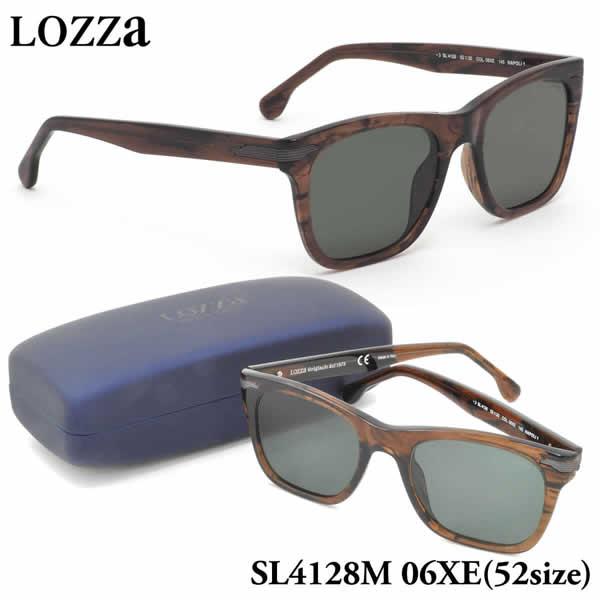 【ロッツァ】 (LOZZA) サングラスSL4128M 06XE 52サイズNAPOLI 1 LOZZA メンズ レディース