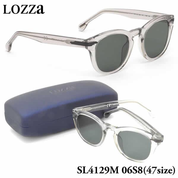 【ロッツァ】 (LOZZA) サングラスSL4129M 06S8 47サイズNAPOLI 2 LOZZA メンズ レディース