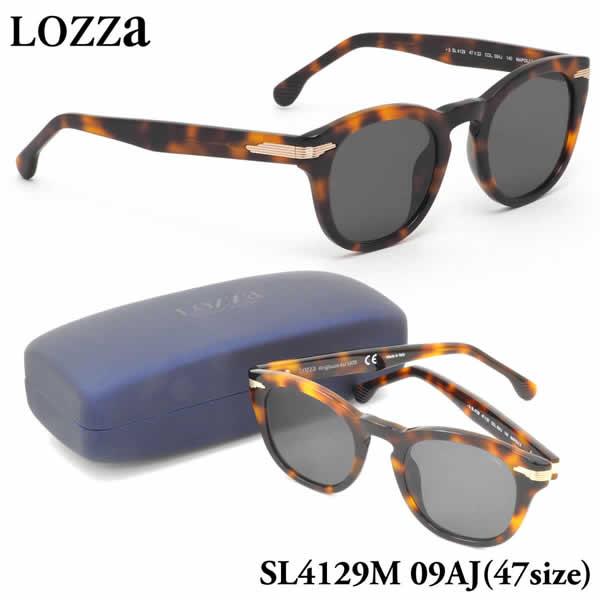 【ロッツァ】 (LOZZA) サングラスSL4129M 09AJ 47サイズNAPOLI 2 LOZZA メンズ レディース