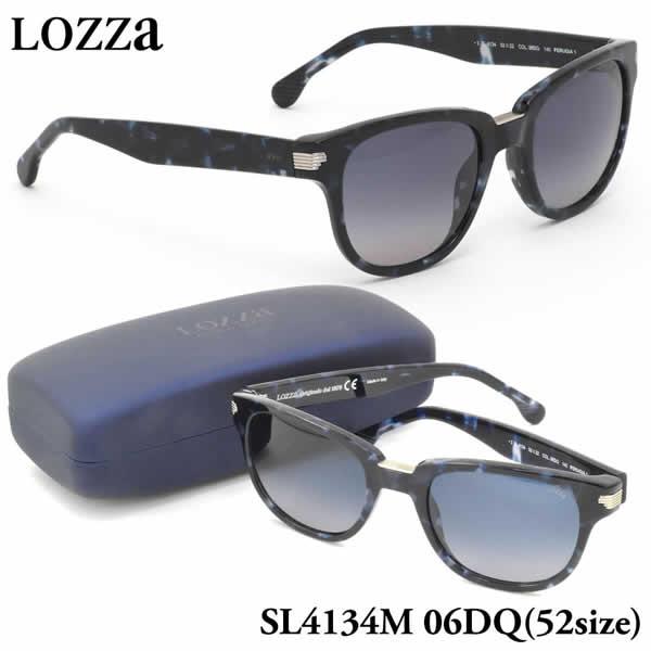 【ロッツァ】 (LOZZA) サングラスSL4134M 06DQ 52サイズPERUGIA 1 LOZZA メンズ レディース