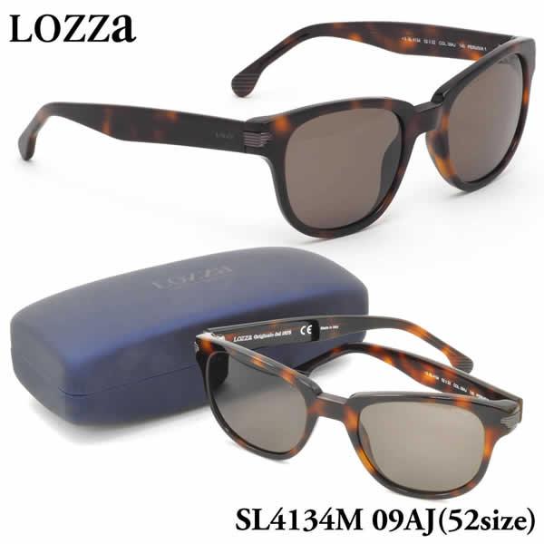 【ロッツァ】 (LOZZA) サングラスSL4134M 09AJ 52サイズPERUGIA 1 LOZZA メンズ レディース
