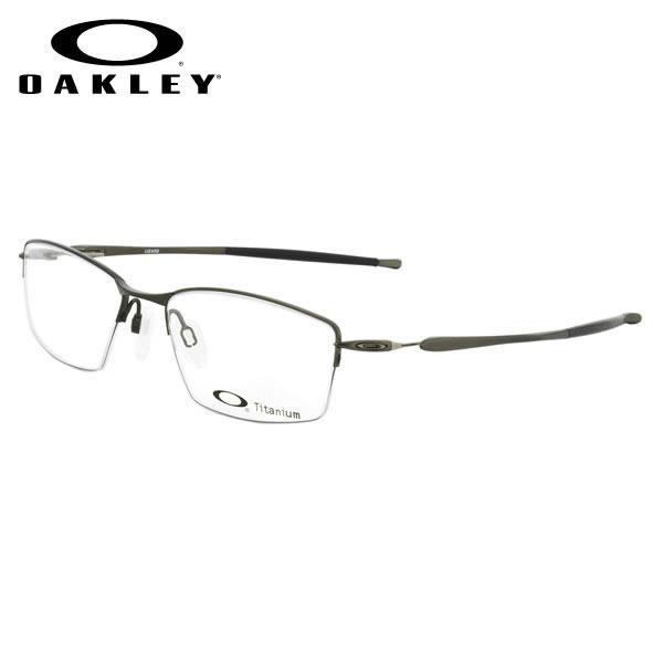 6424475332 (OAKLEY) glasses Pewter OX5113-0254 LIZARD lizard square nylon OAKLEY ITA  eyeglass lens free men women