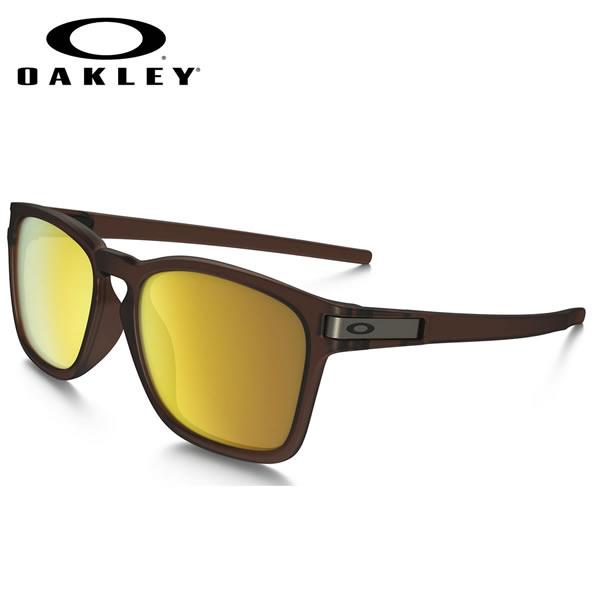 【オークリー】 (OAKLEY) サングラスOO9358-05LATCH SQUARE ASIA FITラッチ アジアフィット カジュアルOAKLEY メンズ レディース