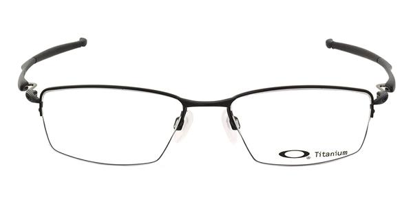 61b1ef42fd -OAKLEY glasses OX5113-0154 LIZARD Satin Black lizard square nylon OAKLEY  ITA eyeglass lens free men women