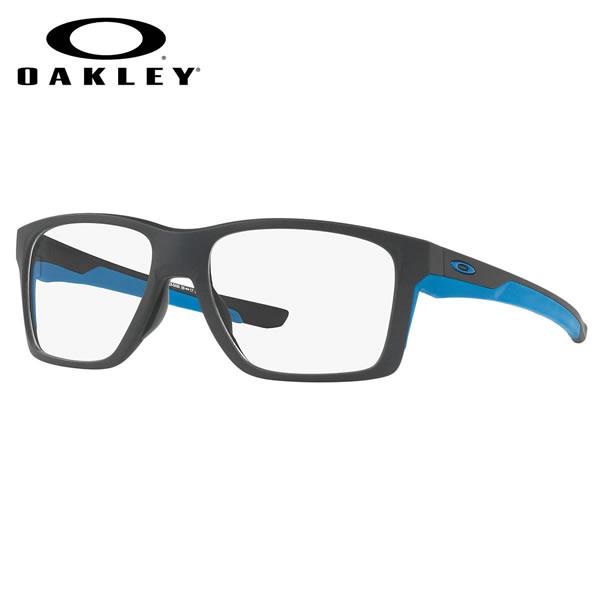 オークリー OAKLEY メガネOX8128-0457MAINLINK RX TRUBRIDGE メインリンク トゥルブリッジ スポーツ サイクル アウトドアオークリー OAKLEY 伊達メガネレンズ無料 メンズ レディース