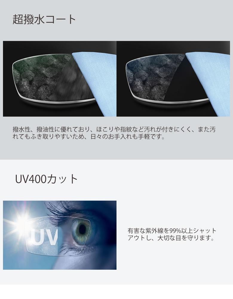 レイバン 調光レンズセット 色が変わる 紫外線カット フォトクロミック Ray-Ban メガネフレーム RX5017A 2000 52サイズ あす楽対応 RAYBAN UV400 ダテメガネ サングラス 2WAY 安全 健康 [OS]