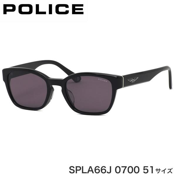 ポリス POLICE サングラス SPLA66J 0700 51サイズ ORIGINS オリジンズ キーホールブリッジ かっこいい メンズ レディース