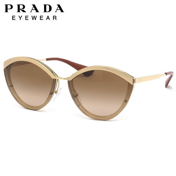 プラダ PRADA サングラスPR07US 726088 64サイズシネマ ブロー トランスパレント グラデーション プラダ PRADA メンズ レディース
