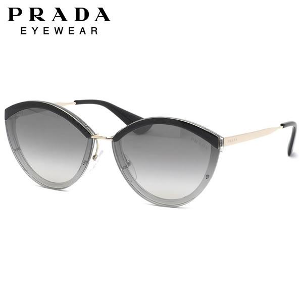 プラダ PRADA サングラスPR07US U435O0 64サイズシネマ ブロー トランスパレント グラデーション プラダ PRADA メンズ レディース
