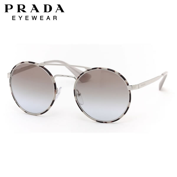 0edabc8a (Prada) sunglasses PR51SS UAO4S2 54 size round round glasses cell winding  Prada PRADA men women