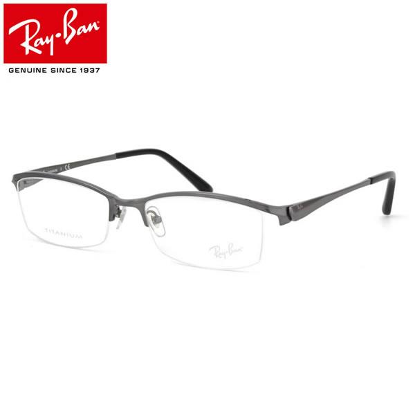 レイバン メガネ フレーム 安心の 正規商品販売店 保証書付属します。 日本全国送料無料、14時までのご注文は即日発送可 レイバン メガネ RX8723D 1047 55サイズ