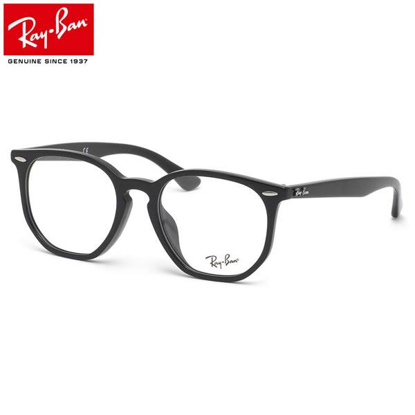 レイバン Ray-Ban メガネ RX7151F 2000 52 レイバン純正レンズ対応 ヘキサゴナル JPフィット ウェリントン RayBan HEXAGONAL メンズ レディース