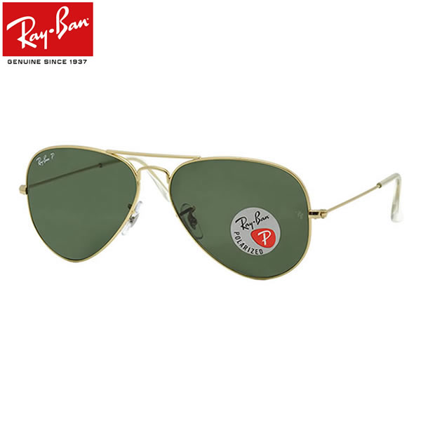 85391c1c62 (Ray-Ban) Aviator classic metals sunglasses RB3025 001   58 58 size  Teardrop polarized lens Ray Ban RAYBAN AVIATOR CLASSIC METAL men women