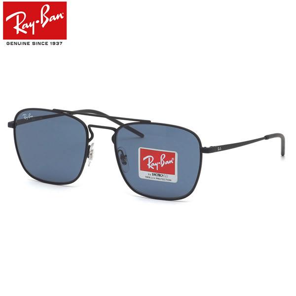 Ray-Ban レイバン サングラスRB3588 901480 55サイズYOUNGSTER ヤングスター ダブルブリッジ トレンド ウェリントンメンズ レディース