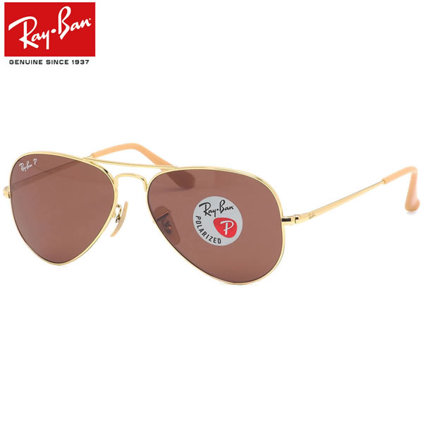 Ray-Ban レイバン サングラスRB3689 9064AF 55サイズ 58サイズ 62サイズ