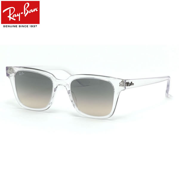 Ray-Ban レイバン サングラス RB4323F 644732 51サイズ HIGHSTREET ハイストリート クリア メンズ レディース