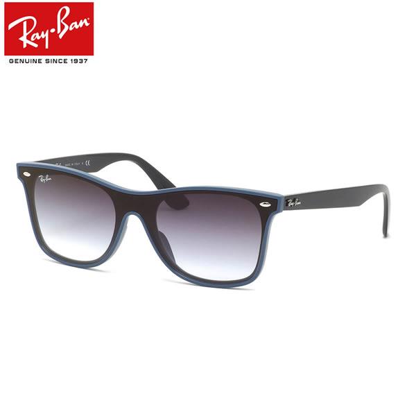 Ray-Ban レイバン サングラスRB4440NF 64170S 144サイズWAYFARER BLAZE ウェイファーラー ブレイズ 1枚レンズ メンズ レディース