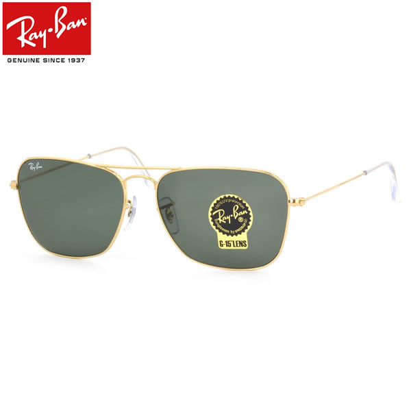 cc4e3b99d2f (Ray-Ban) Caravan sunglasses RB3136 001 58 size Ray Ban RAYBAN CARAVAN men  women