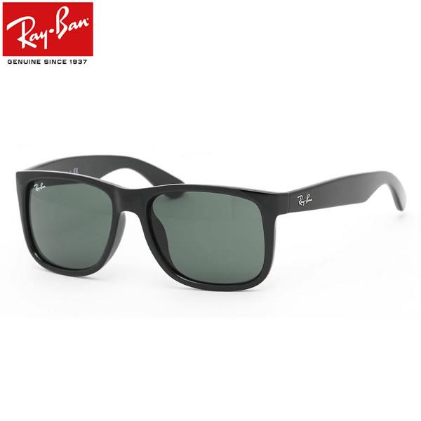 レイバン サングラス ジャスティン Ray-Ban RB4165F 601/71 54サイズレイバン RAYBAN JUSTIN 60171 WAYFARER ウェイファーラー フルフィット メンズ レディース