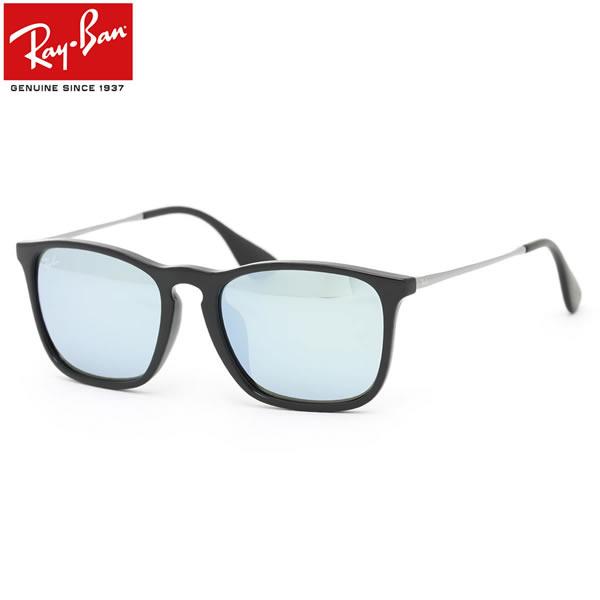 レイバン サングラス ミラー クリス Ray-Ban RB4187F 601/30 54サイズ レイバン RAYBAN CHRIS FLASH LENSES 60130 ミラー フルフィット メンズ レディース