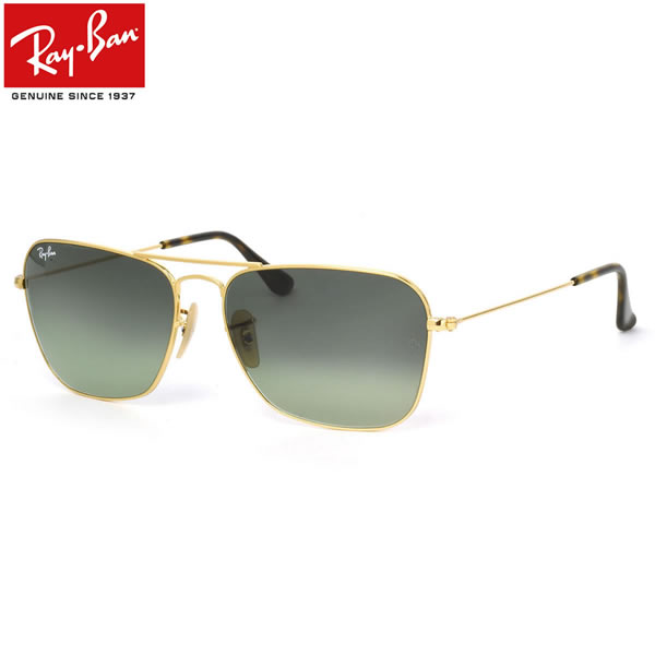 1fe11064102 DENNO GANKYO  (Ray-Ban) sunglasses RB3136 181   71 58 size CARAVAN caravan  rectangular Ray-Ban RAYBAN men s women s