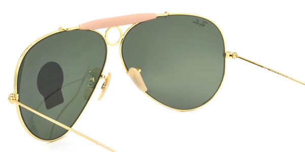 609a044aa5a (Ray-Ban) shooter glasses RB3138 001 62 size Ray Ban RAYBAN SHOOTER men  women