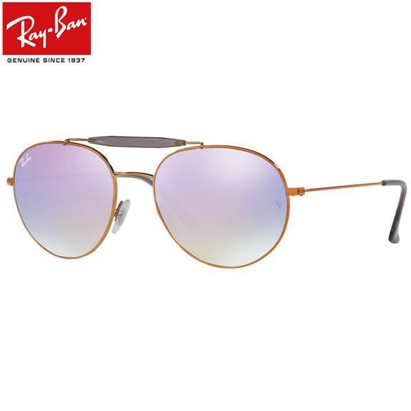 レイバン サングラス ミラー Ray-Ban RB3540 198/7X 56サイズレイバン RAYBAN 1987X OUTDOORSMAN アウトドアーズマン ツーブリッジ ダブルブリッジ ROUND ラウンド ボストン 丸メガネ ミラー メンズ レディース
