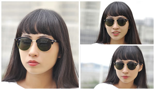 3fe3a71512f04 DENNO GANKYO  Point up to eight times! (Ray-Ban) round metal ...