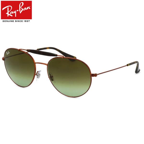 Ray-Ban レイバン サングラスRB3540 9002A6 53サイズ 56サイズRAYBAN OUTDOORSMAN アウトドアーズマン ツーブリッジ ダブルブリッジ ROUND ラウンド ボストン 丸メガネレイバン RayBan メンズ レディース
