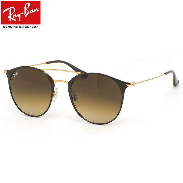 レイバン サングラス Ray-Ban RB3546 900985 49サイズ 52サイズレイバン RAYBAN 9009/85 ツーブリッジ ダブルブリッジ ROUND ラウンド 丸メガネ メンズ レディース